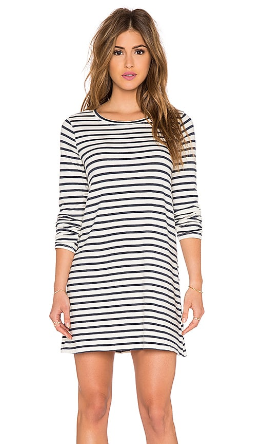 Mercedes Striped Tunic Dress