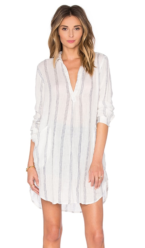 CP SHADES Teton Tunic in White