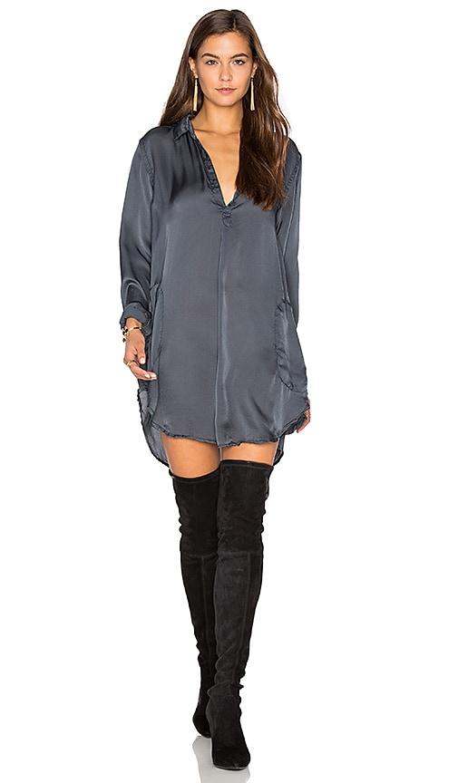 Teton Silk Dress