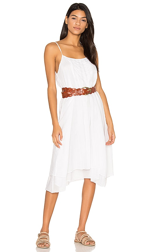 CP SHADES Lia Cami Dress in White
