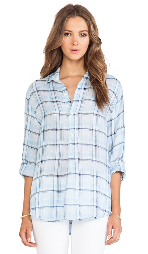 Tennessee Plaid Shirt