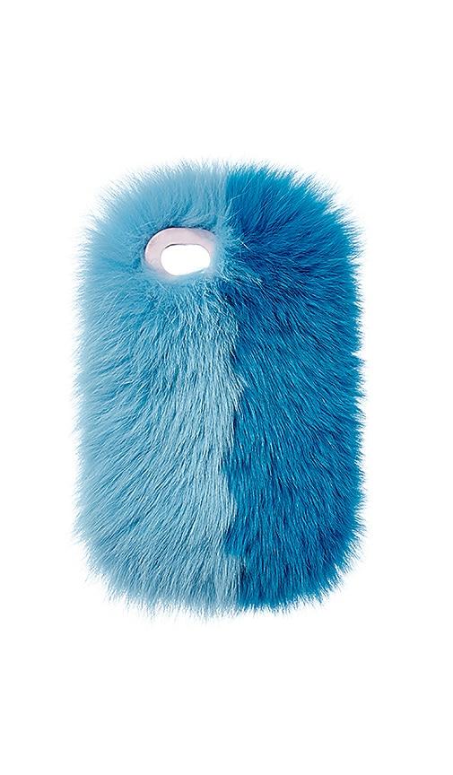 Phone Fluff Faux Fur IPhone 7/8 Case