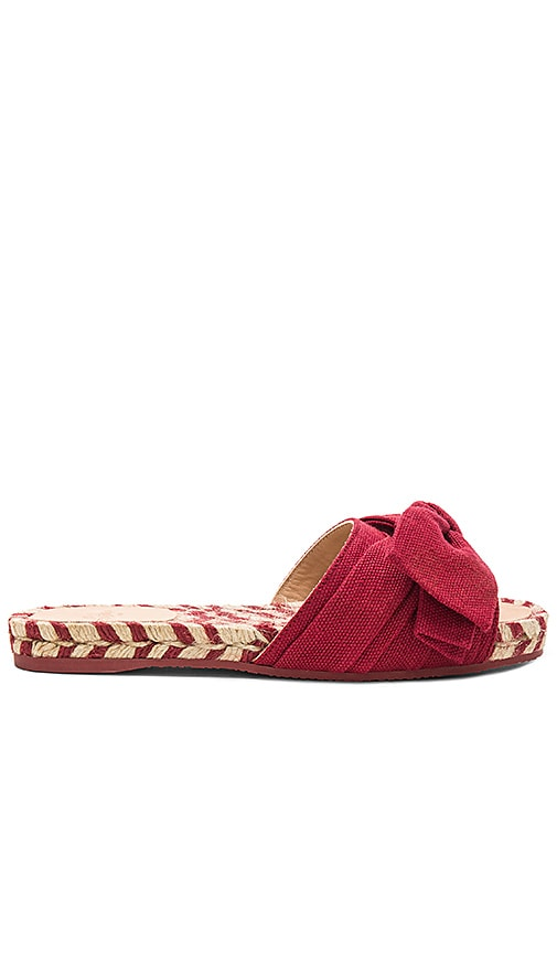 Castaner Poleo Sandal in Red