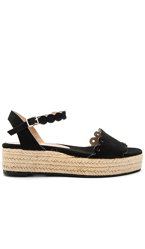 Castaner Ana Sandal in Black