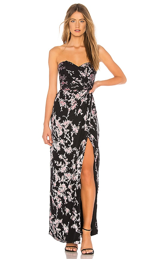 Chrissy Teigen X Revolve Myanmar Maxi Dress In Black Blossom Print Revolve Shop the best women's designer dresses from high end, party, lace top, evening maxi, or maxi cocktail dresses! revolve