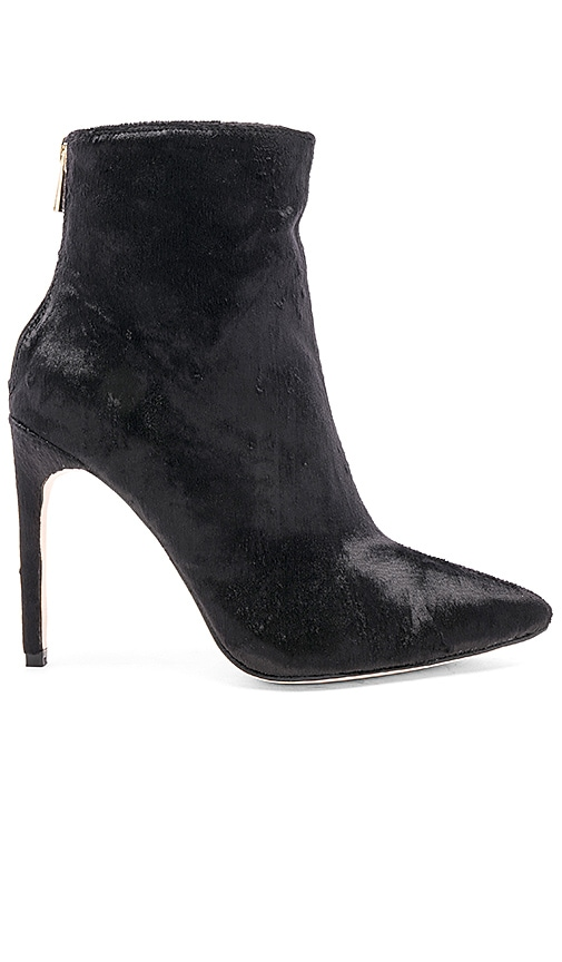 CHRISSY TEIGEN By Raye Christine Bootie in Black