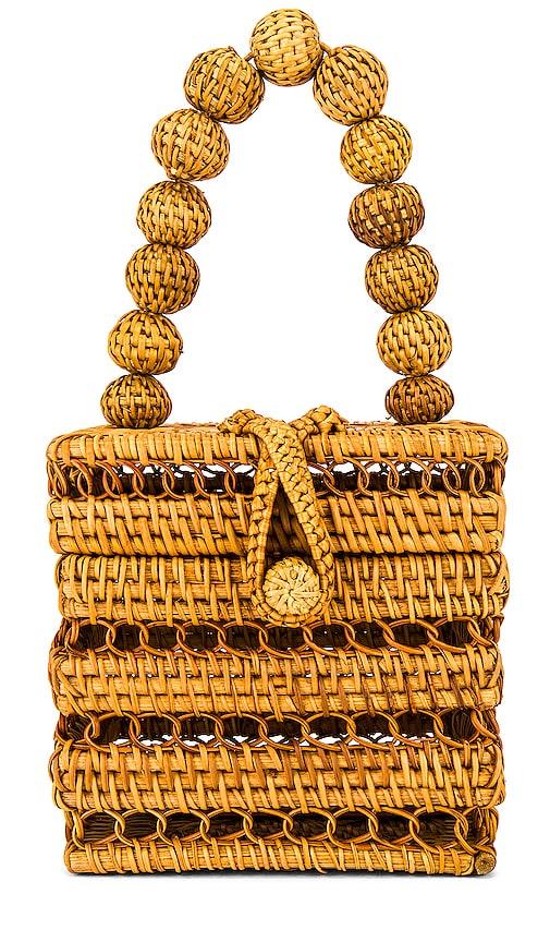 Cult Gaia Eos Top Handle Bag