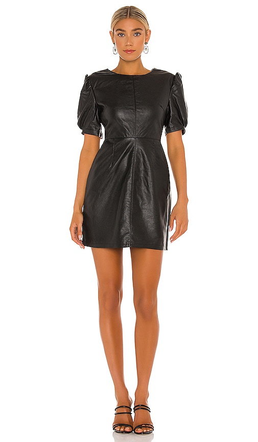 cupcakes and cashmere Maggie Dress in Black   REVOLVE