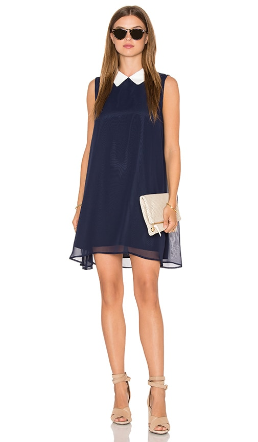 cupcakes and cashmere Sonny Dress in Navy