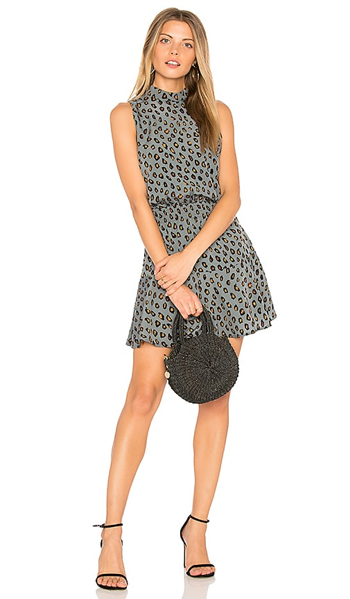 cupcakes and cashmere Steven Dress in Blue
