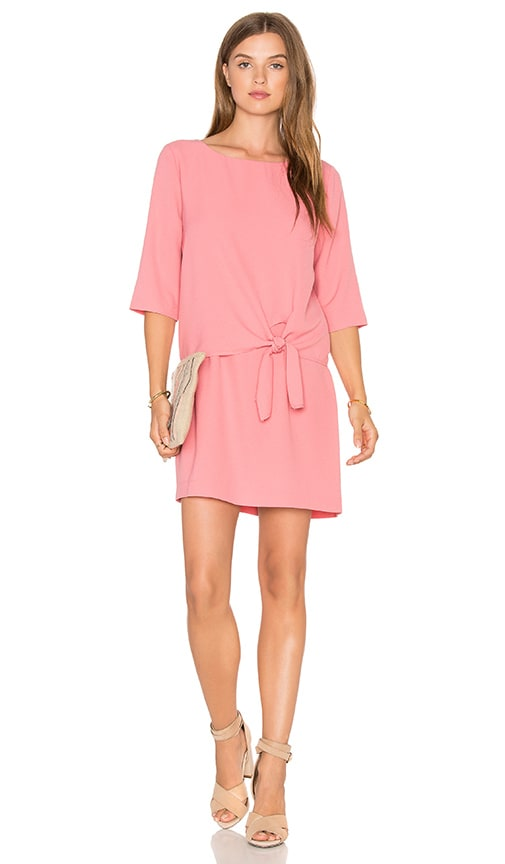 cupcakes and cashmere Tenley Dress in Pink