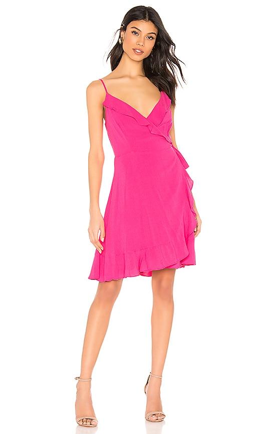 Catana Wrap Dress