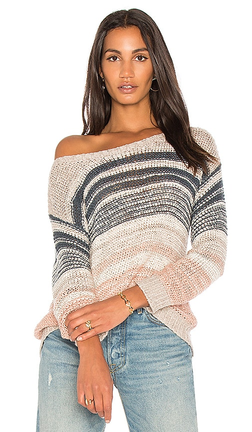 cupcakes and cashmere Reena Sweater in Gray