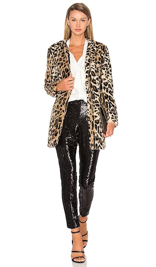 Elvina Faux Fur Jacket