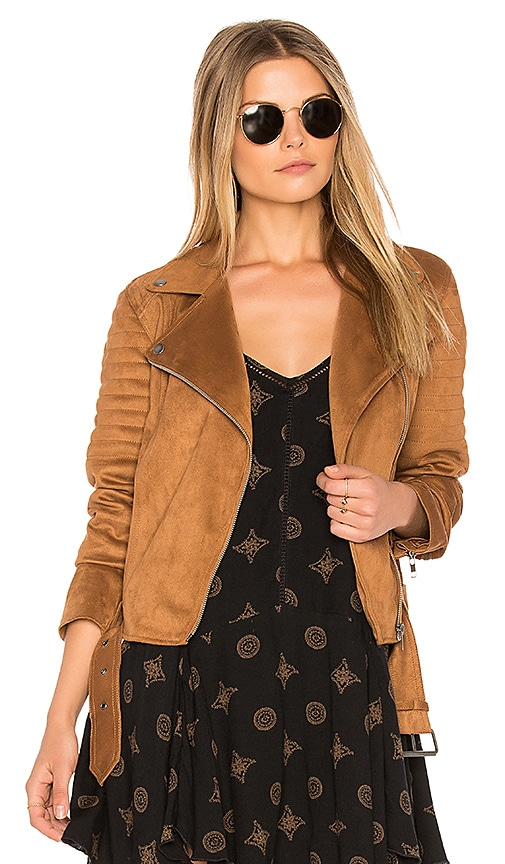 cupcakes and cashmere Dixie Jacket in Brown