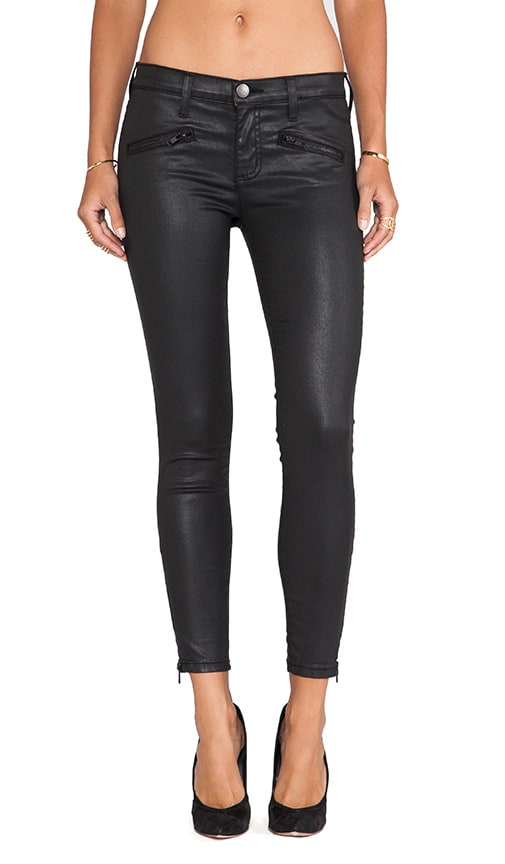 The Soho Zip Stiletto Skinny