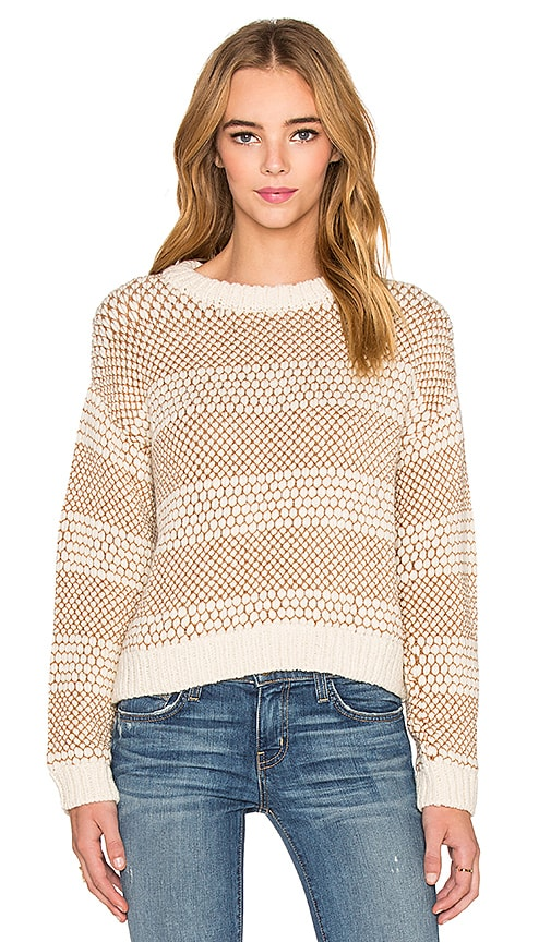 The Mixed Stitch Sweater