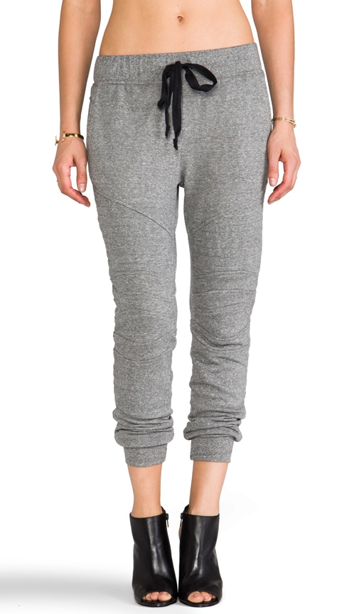 The Moto Sweatpant