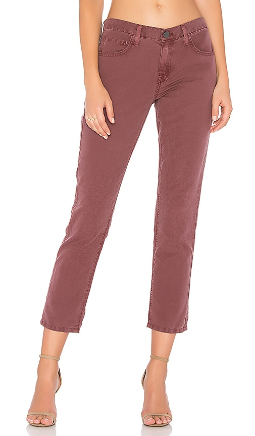 Current/Elliott The Fling Pants in Pink