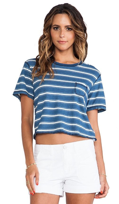 The Cropped Crew Tee