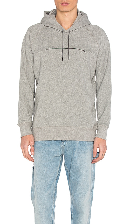 Carhartt WIP Chrono Sweatshirt in Gray