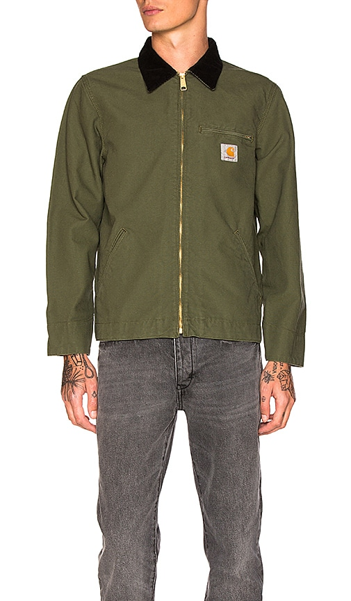 Carhartt WIP Detroit Jacket in Army