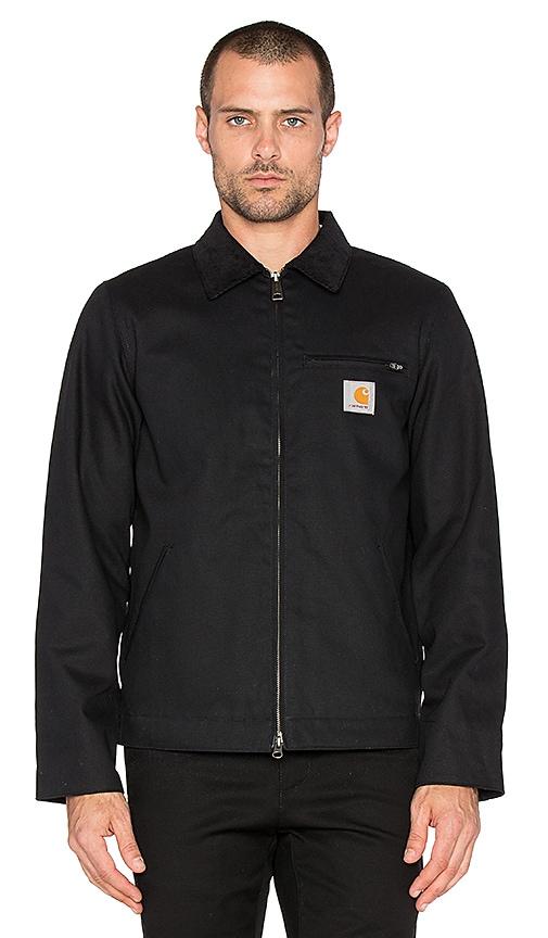 Carhartt WIP Detroit Jacket in Black