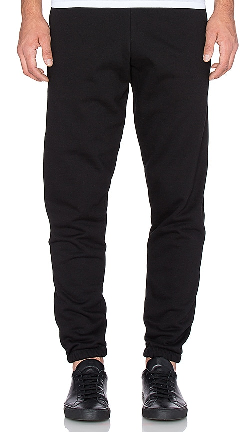Carhartt WIP Chase Sweatpant in Black