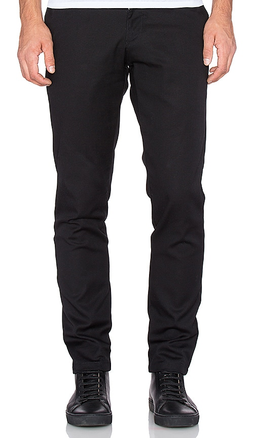 Carhartt WIP Sid Pant in Black