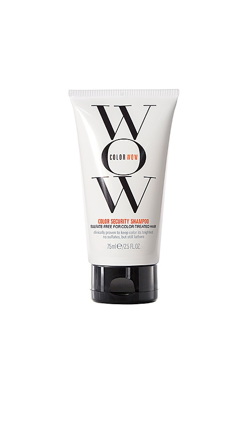 COLOR WOW Travel Color Security Shampoo in N/A