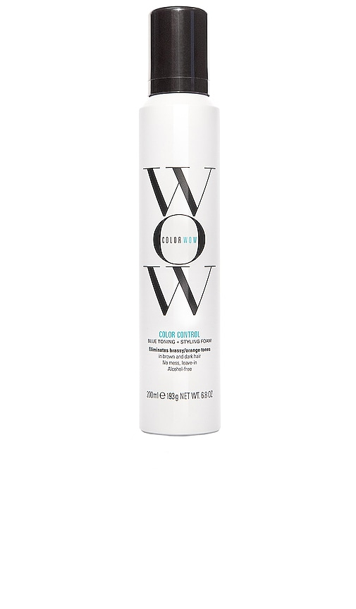 COLOR WOW Brass Banned Mousse For Dark Hair in N/A