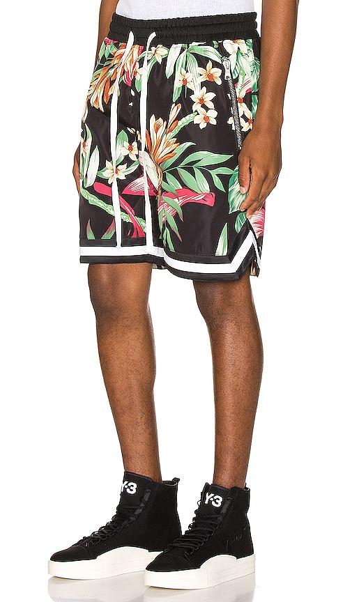Floral Jordan Ball Shorts