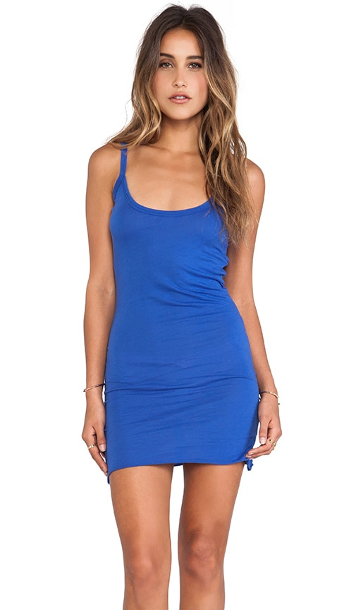 Low Back Tank Dress