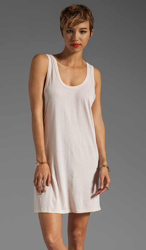 Loose Tank Dress
