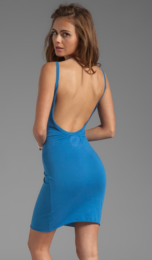 Low Back Slip Tank