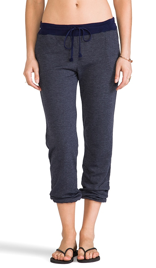 Sweats with Gathered Waist Band