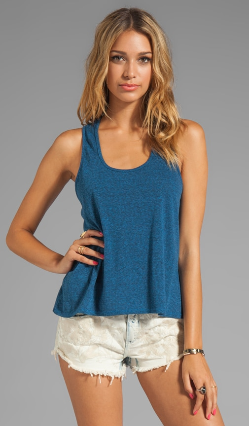 Heather Loose Tank
