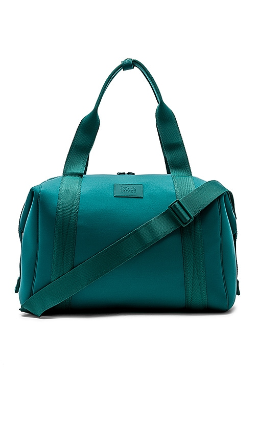DAGNE DOVER Landon Carryall Large Bag in Green