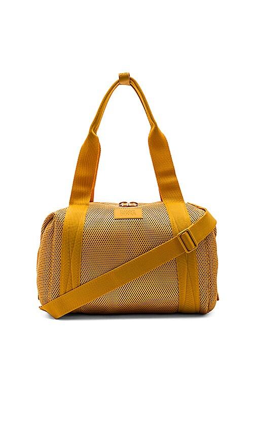 DAGNE DOVER Landon Carryall Medium Bag in Yellow