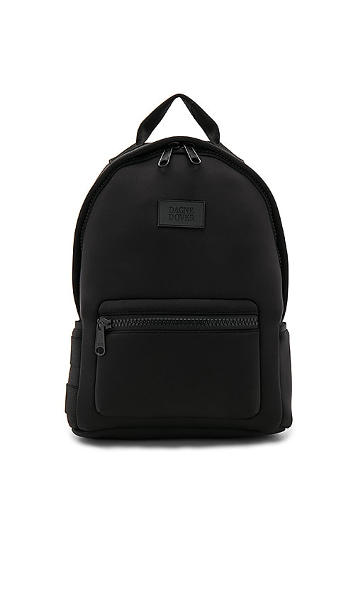 DAGNE DOVER The Dakota Backpack in Black