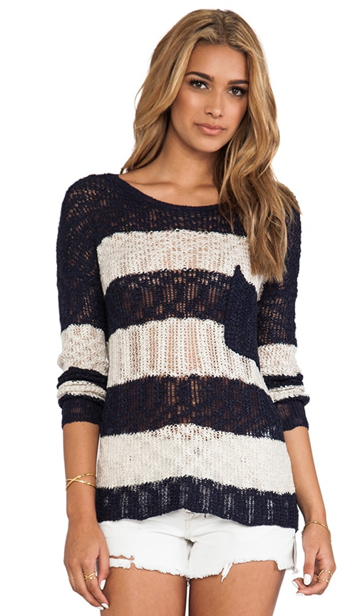 Sindella Striped Pullover