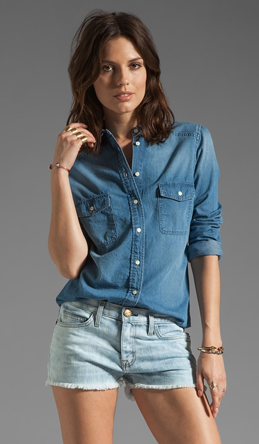 Ellery Denim Shirt