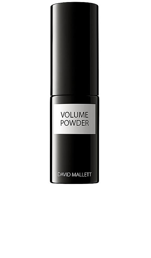 David Mallett Volume Powder In N,a