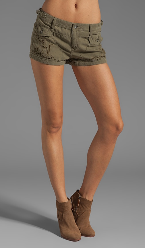 Double Pocket Shorts