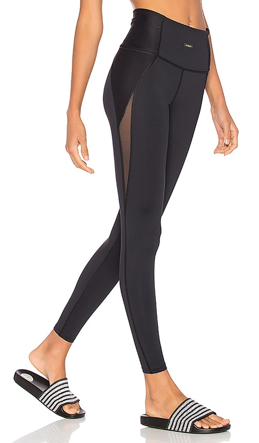 e259096450290c DAQUINI Velocity Legging in Black | REVOLVE
