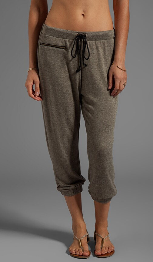 Zip Pocket Sweatpants