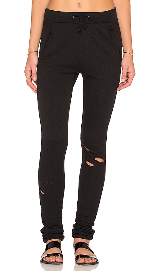 DAYDREAMER Bri Pant in Black