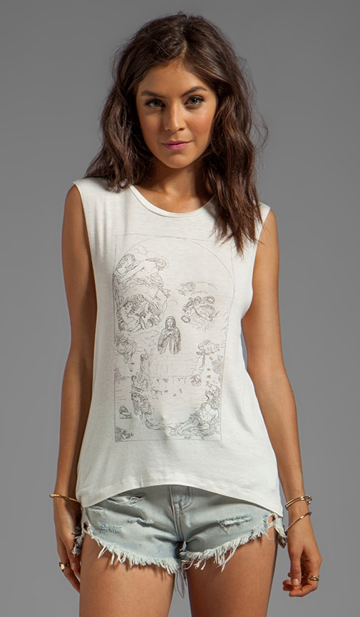 Our Lady Hilo Muscle Tank