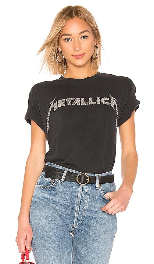 X REVOLVE Metallica Studded Tee