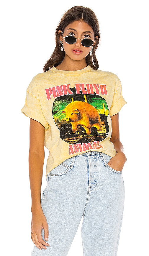 X REVOLVE Pink Floyd Animal Tee